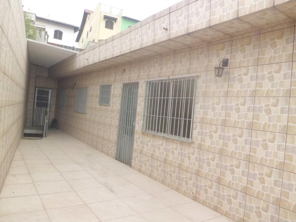 Sobrado de 3 dormitórios em São Miguel Paulista, São Paulo - SP