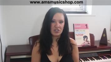 Screenshot of Piano Lesson Tutor