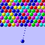 Game Bubble Shooter APK for smart watch