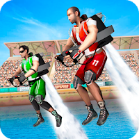 Jetpack  Water Speed Race For PC