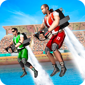 Jetpack  Water Speed Race Online PC (Windows / MAC)