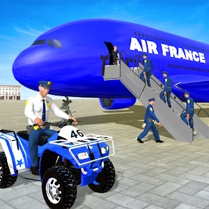 Police Cars Transport Airplane 2019 For PC