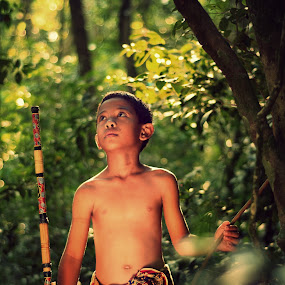 mencari cari by Iba  Kakipuqo - Babies & Children Children Candids