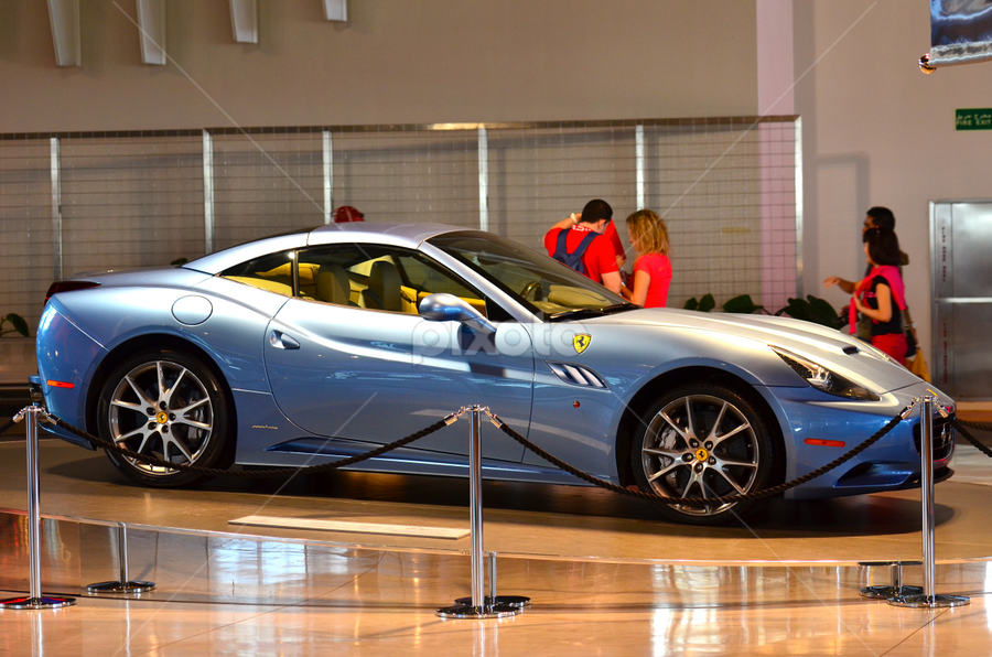 Ferarri by Mauritz Janeke - Transportation Automobiles ( ferrari world, automobile, ferrari, abu dhabi,  )