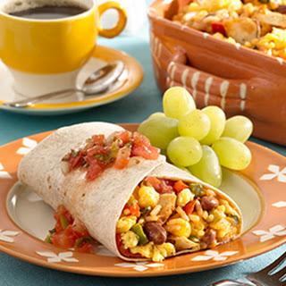 Ww Breakfast Burrito Recipes