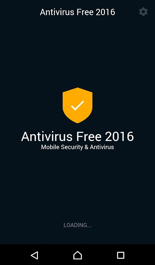 Antivirus Free 2016 Screenshot 0
