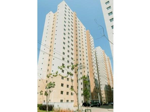 Apartamento de 43m² com 2 dorms em Diadema.