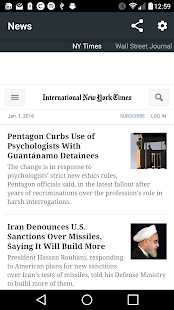News - Daily Headlines APK for Kindle Fire