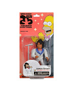 """Фигурка """"The Simpsons 5"""" Series 1 - James Brown"""