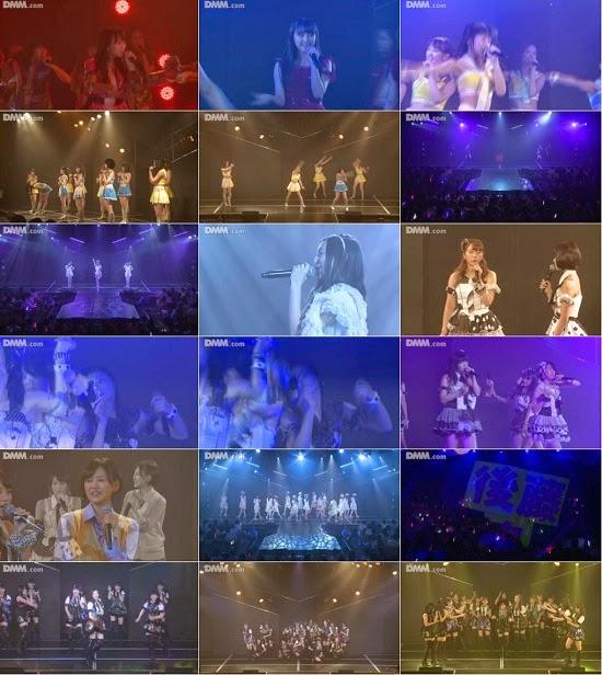 "(LIVE)(公演) HKT48 チームKIV ""シアターの女神"" 公演 140826 & 140829 & 140901 & 140902"