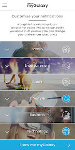 APK App Samsung myGalaxy for iOS