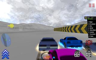 Screenshot of Midnight Driver: Drift Racing