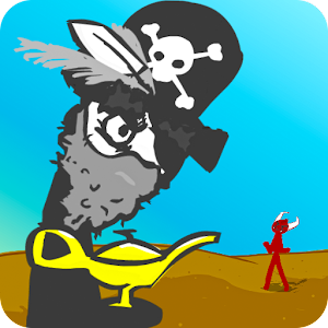 Stick Pirate Escaping the Treasure Island For PC (Windows & MAC)