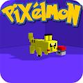 Free Pixelmon mine world: Story mod APK for Windows 8