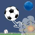 Kick It Icon