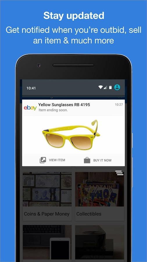 eBay - Buy, Sell & Save Money Screenshot 2