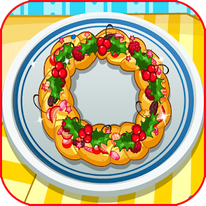 Christmas Cake Maker Game