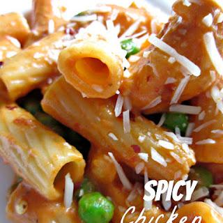 Spicy Chicken Rigatoni Recipes