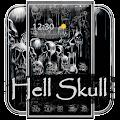 Hell Skull Cranial