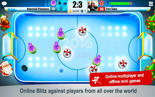 Mini Hockey Stars - screenshot