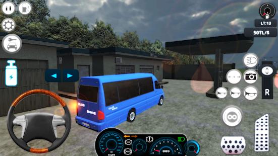 Game Dolmuş Minibüs Şoförü 2017 apk for kindle fire