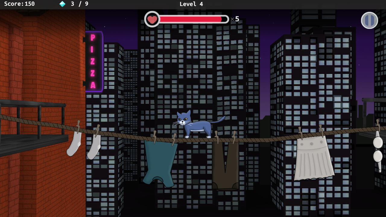 Shakey's Escape Screenshot 2