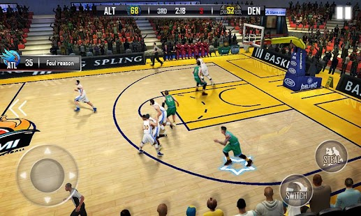 Game Fanatical Basketball APK for Kindle