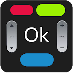 universal remote control for tv Icon