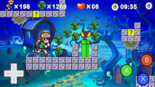 Ben 10 Alien Go APK screenshot thumbnail 3