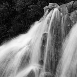 scwf by Glen John Terry  - Landscapes Waterscapes ( waterscape, waterfall )