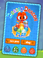 Screenshot of Bubble Dragon - Shooting Game