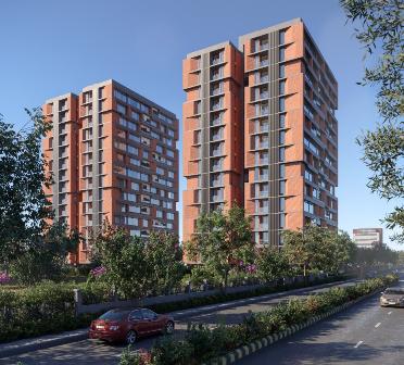 Super luxurious 4BHK apartments at Ambli Bopal Road