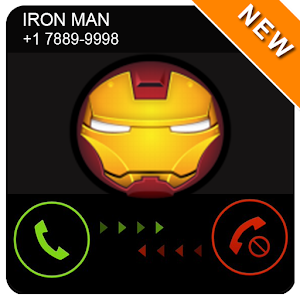 Download free call emoji avengers iron man for PC