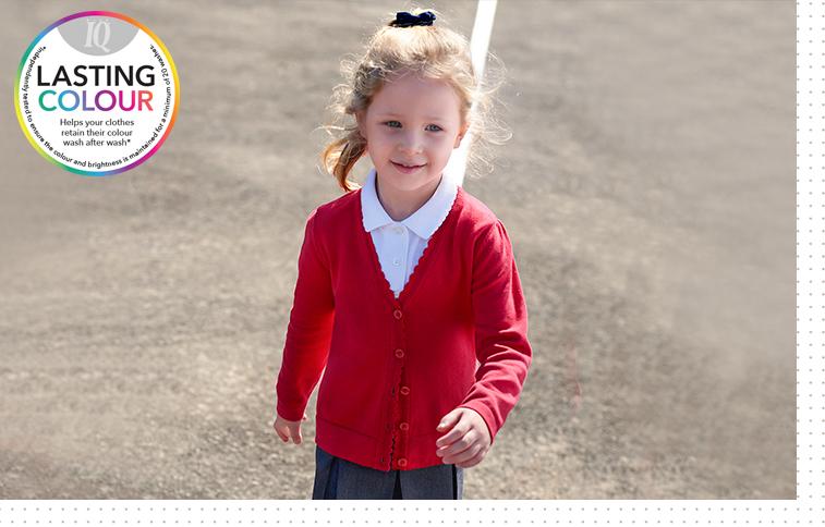 Shop girls and boys school knitwear at George.com