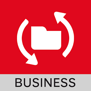 SFR Business Sync Icon