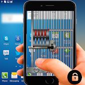 Jail Door Lock Screen |Pattern APK for Bluestacks