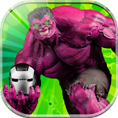 Incredible Superheros Wars Monster Final Revenge APK for Bluestacks