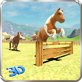Pony Horse Kids Race 3D for Lollipop - Android 5.0