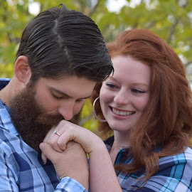 will you marry me? by Dawna Hall-Kraus - People Couples