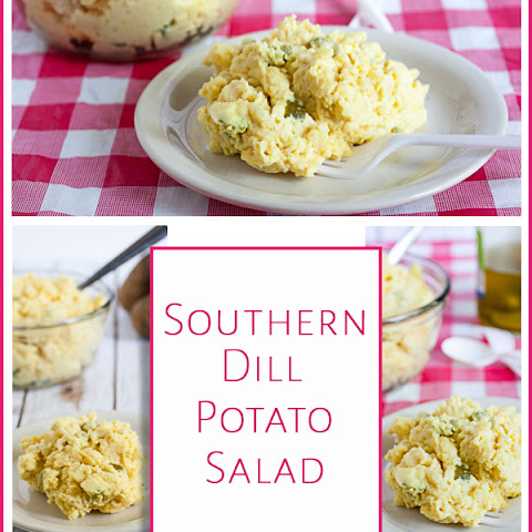 Southern Dill Potato Salad