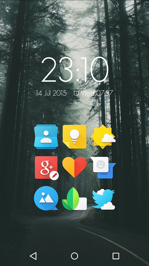 Muffin Icon Pack Screenshot 3
