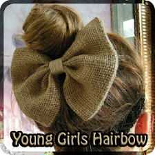 Young Girls Hairbow