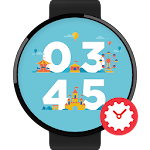 Amusement watchface by Precieux Icon
