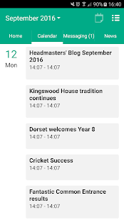 Kingswood House School - screenshot