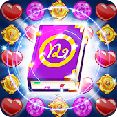 Magic Jewels Legend: New Match 3 Games