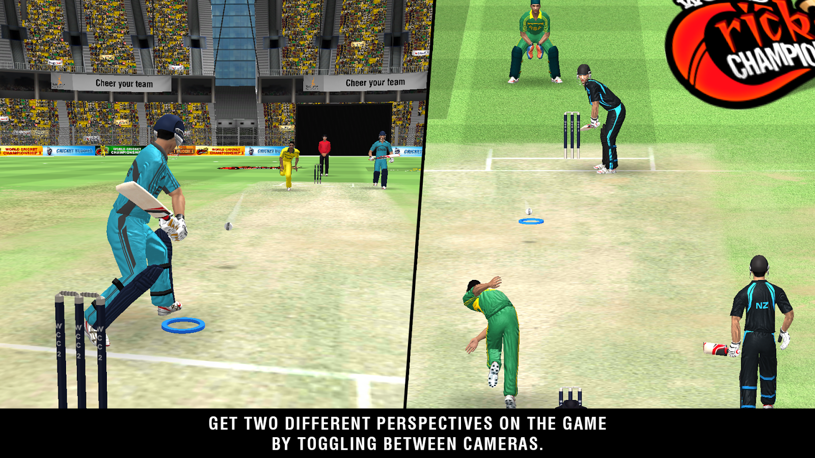 World Cricket Championship 2 Screenshot 3