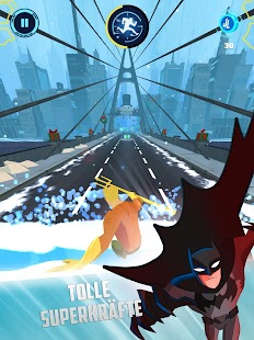 Justice League Action Run Screenshot