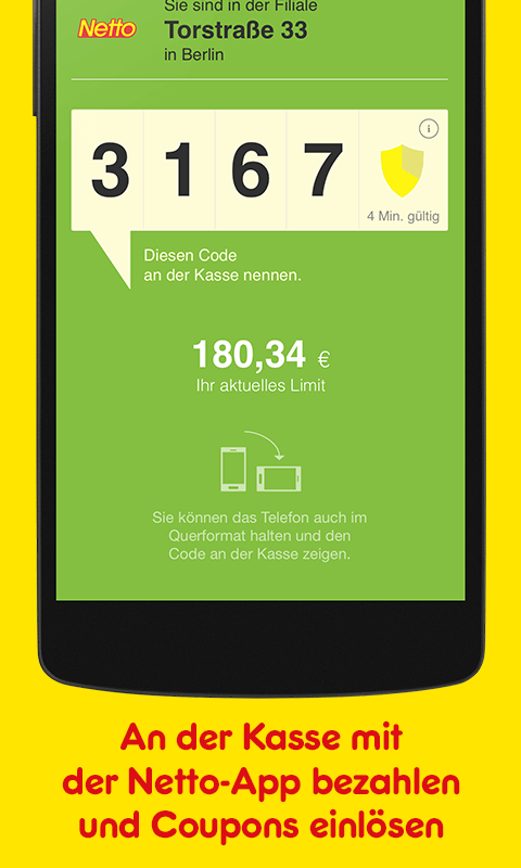 Netto App - Angebote & Coupons Screenshot 1