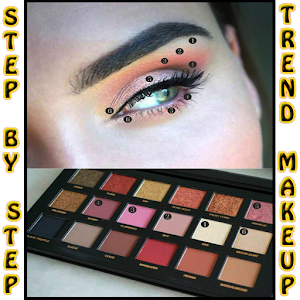 step by step make up (learn make up) For PC / Windows 7/8/10 / Mac – Free Download