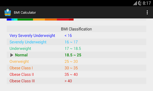App BMI Calculator apk for kindle fire   Download Android ...